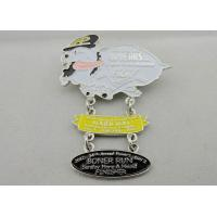 Boner Run Lapel Pin, Soft Enamel Pin with Nickel Plating, Butterfly Clutch for Collectible, Commemorative Manufactures
