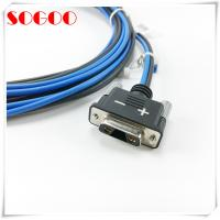 3v3 Connector Custom Cable Assemblies OLT Equipment Power Cord RoHS Certification Manufactures