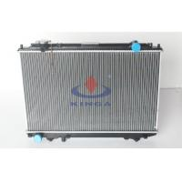 Mazda b2200 radiator B5C7-15-200A , customizable aluminum auto radiator Manufactures