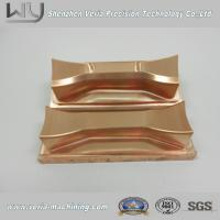 Precision CNC Machining Part Milling Copper Machine Part / CNC Machined Brass Part Manufactures