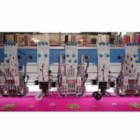 Sequin Cording Machine, Widely Used on Garments and Article Products Working Manufactures