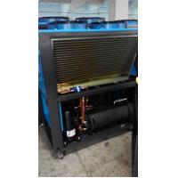 Water Chiller with Shell & Tube Air Cooled Condenser Manufactures