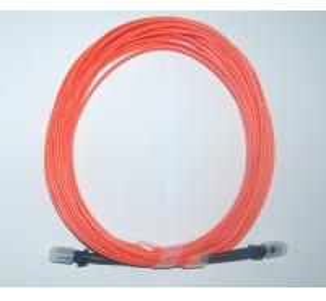 China Duplex MM MTRJ Fiber Optic Patch Cord on sale