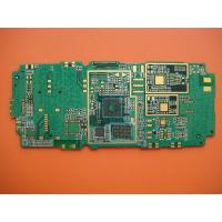 Non-halogen FR4 10 Layers Prototype PCB Board for Cell Phone / Medical / Electronic Manufactures