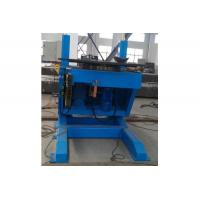 5 KW Welding Positioner Turntable Two Axis Rotating 0.2-2.0rpm Rotate Speed Manufactures