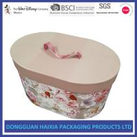 Quality Chocolate Decorative Gift Boxes With Lids , Custom Cardboard Boxes UV Coating for sale