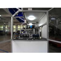 CR80 Card Automatic Card Punching Machine For Transparent Plastic Frosted Clear Plastic Business Card Manufactures