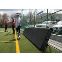 P10 Sports Perimeter LED Display Screen Video Wall For Advertising Video Banner Manufactures
