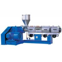 China PP Pelletizing Single Screw Extruder Lower Power Consumption High Capacity on sale
