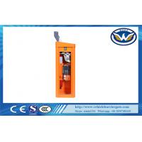High Speed Parking Lot Barriers 0.9s Servo Motor 24V Anti Collision Alarm Signal Interface Manufactures