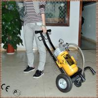 Hydraulic Diaphragm Electric Airless Paint Sprayer 220V With Wheels Manufactures