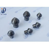 Professional Tungsten Carbide Inserts  Carbide Buttons For Cutting Hard Metal Manufactures