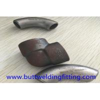 Forged 90DEG SW Elbow Alloy steel Pipe Fitting ASME B16.11 ASTM A182 F22 9000LB Manufactures