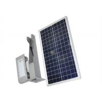 60w Ip65 Solar Led Garden Lights Intelligent Digital Control High Efficiency Manufactures