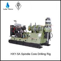 HXY-5A Spindle Core HDD/horizontal directional drill rig Manufactures