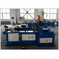 Full Hydraulic Automatic Pipe Cutting Machine Two Way Clamps Low Noise Manufactures