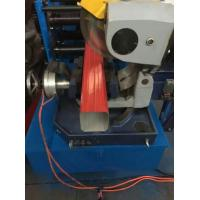 Electric Pipe Roll Forming Machine / Low Carbon Steel Pipe Making Machine Manufactures