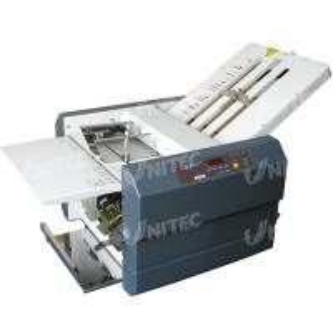 50W Desktop Paper Folding Machine , A3 Tabletop Paper Folder Manufactures