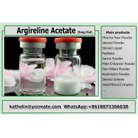 Anti-Aging  Peptide Powder Argireline Acetate For Skin Beauty Cas 616204-22-9 Manufactures