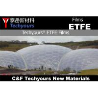 ETFE film architecture membrane building transparency roof shade structure Manufactures