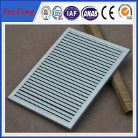 Best quality Aluminum product for shutter door Manufactures