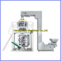 automatic dried mango slice packing machine , potato chips packaging machine Manufactures