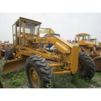 Used CAT 12G Motor Grader For Sale,cheap price Manufactures