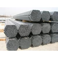Low Voltage Liquid Transportation ERW Steel Tube Big Wall Pipe 21 MM - 720 MM OD Manufactures