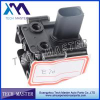 Professional Air Suspension Compressor Valve  E71 E72 37206789938 37226775479 Manufactures