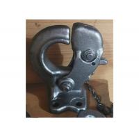 1541 Alloy Steel Forged Steel Parts Forging Towing Hook Parts For Autocar Manufactures