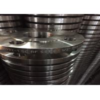 Zinc Galvanized Stainless Steel Forged Flanges Socket For Natural Gas Tansport for sale