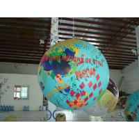 Quality Bespoke Helium 0.18mm Inflatable Advertising Balloon for sale