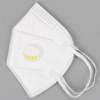 Personal Protective Disposable KN95 Foldable Dust Mask Manufactures