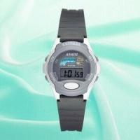 5.5 Digital Plastic Watch with LCD Screen, Suitable for Women