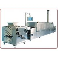 Industrial Biscuit Making Machine 20 - 100 Pcs / Min Full Automatic Multi Function Manufactures