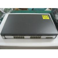 WS-C3750G-24TS-S Used Catalyst Switch 24 10/100/1000 Ports No - Stacking Manufactures