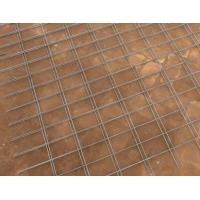 Square Welded Wire Mesh Sheet , Zinc / PVC Coated Mesh Fencing Manufactures