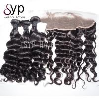 China Soft Remy Human Hair Extensions Virgin Burmese Human Eurasian Hair Weave on sale