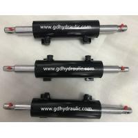 Double End Cylinder,double rod, steering type hydraulic cylinder. Manufactures