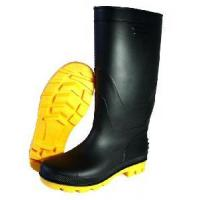 PVC Safety Boots (UQ-007PB) Manufactures