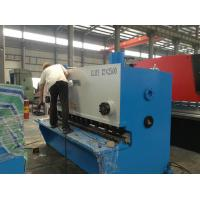 450mpa Hydraulic Guillotine Shearing Machine / Hydraulic Transmission System for sale