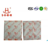 Copper Parts Transport Container Desiccant Bags , 165g Adsorbent Type Superdry Desiccant Manufactures