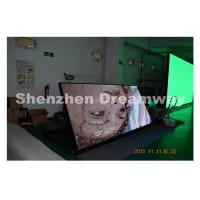 DIP P10 Outdoor LED Signs 2.88 by 1.28 m Screen Size Steel Cabinet Manufactures