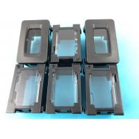 ABS / PC Bi Injection Molding , 2 Shot Molding Process For Device Window Manufactures