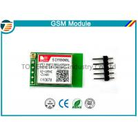 Stable Performance GSM GPRS Module SIM800L 900 / 1800MHz Dual Band Manufactures