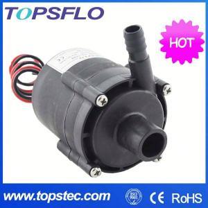 TOPSFLO dc mini pump  brushless centrifugal pump for coffee tea machine,water pump TL-C07 Manufactures