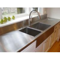 201 304 stainless steel plain sheet for countertop Manufactures