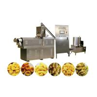 China SR -70 200-260Kg / Hr Snack Food Extruder Machine Puff Food Processing on sale