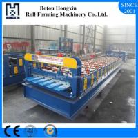 PLC Control Roofing Sheet Roll Forming Machine, Automatic Roller Forming Machine Manufactures