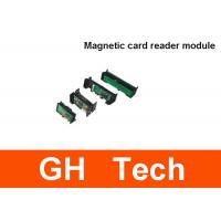 China Programmable POS Magnetic Card Reader Module , Card Swipe Reader on sale
